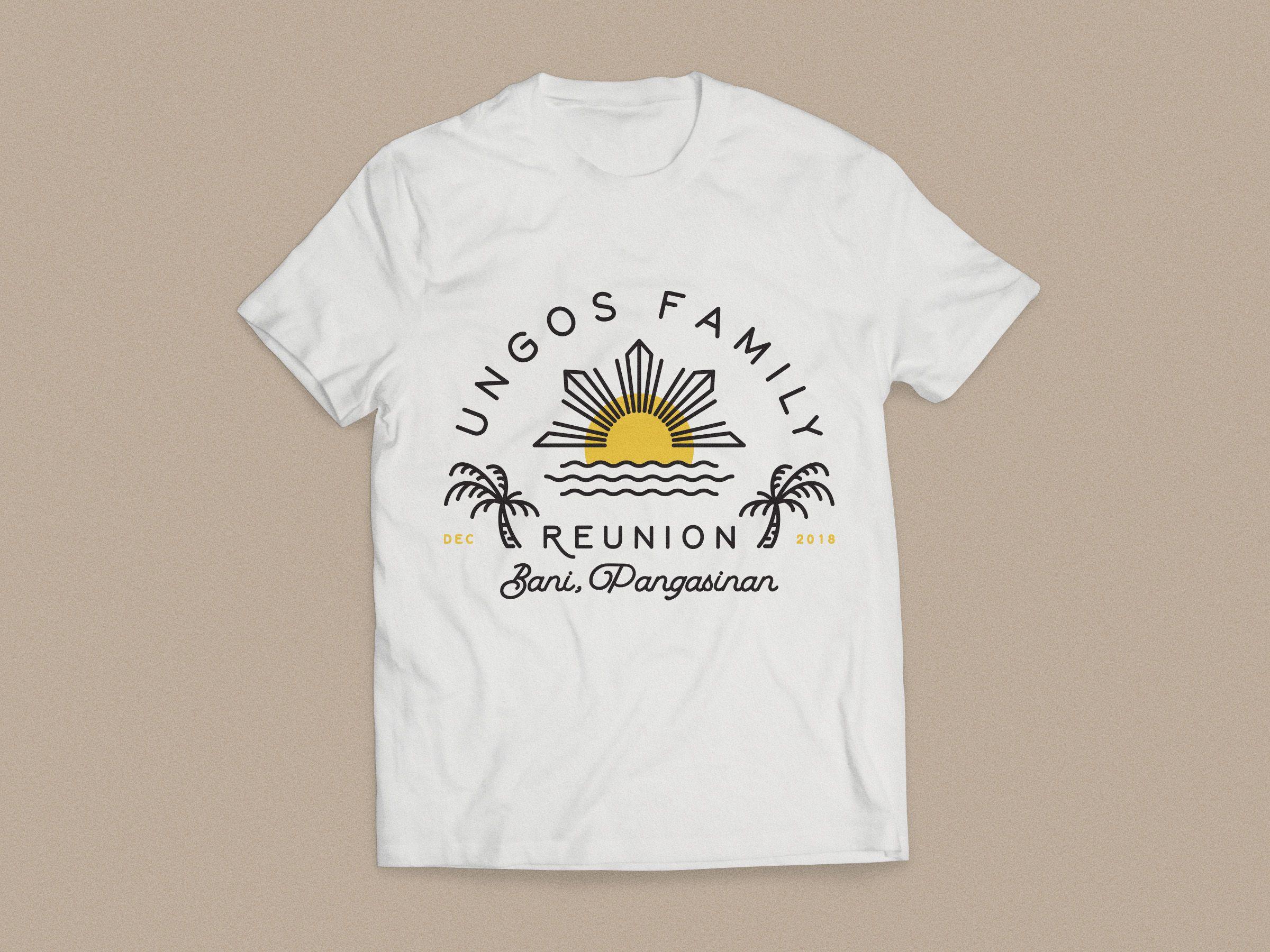 Ungos Family Reunion - Shirt