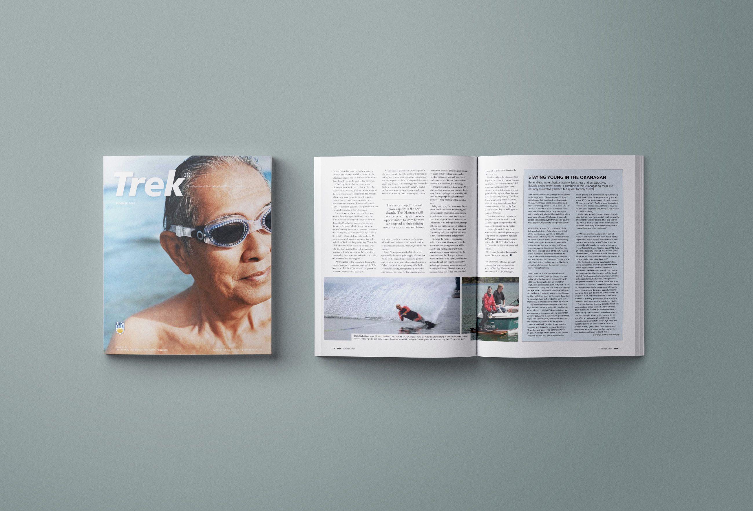 Trek Magazine Summer 2007