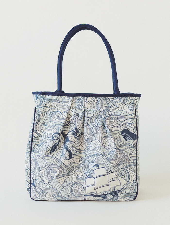 odyssey tote