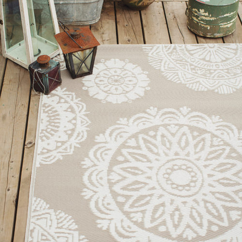 sun bloom rug