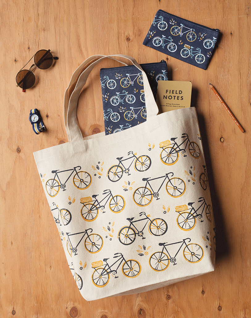 sweet ride tote